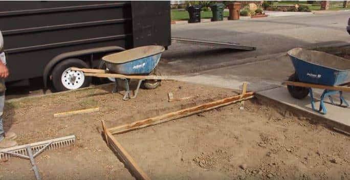 #1 Concrete Contractors Type CA Concrete Services - Concrete Driveway Type