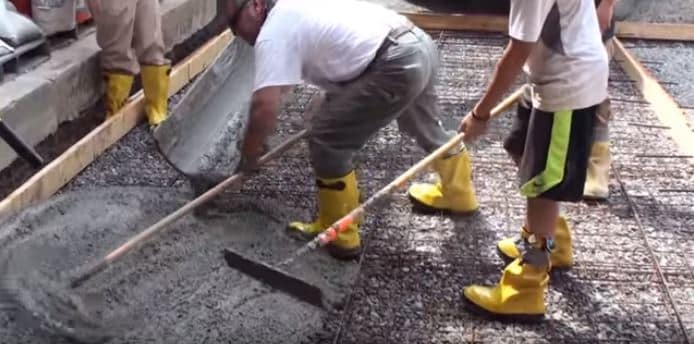 #1 Concrete Contractors Type CA Concrete Services - Concrete Foundations Type