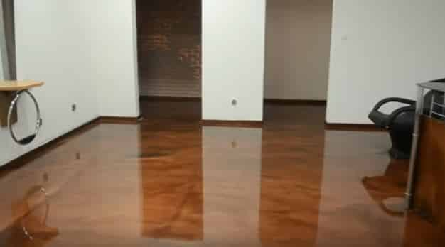 Concrete Services - Epoxy Flooring Vinson