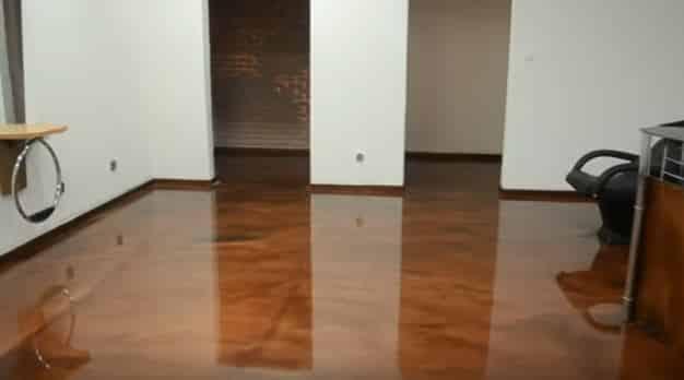 Concrete Services - Epoxy Flooring Smoot